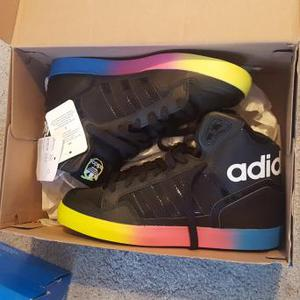 brand new boxed adidas womens trainers