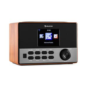 AUNA INTERNET RADIO PORTABLE MP3 PLAYER USB AUDIO STEREO