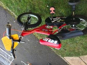 Bicycle- bike