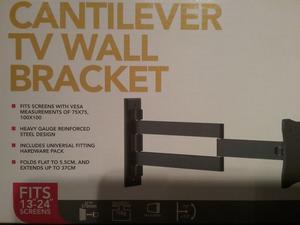 Brand New Swivel TV Wall Bracket