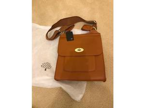 Brand new with tag Messenger Tan / Brown Mullberry style