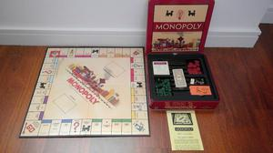 Brilliant Monopoly Game (As New)