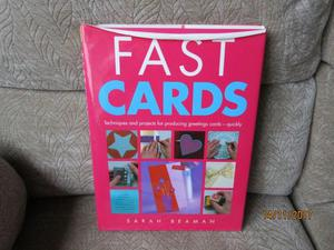 Card craft making books £5 for 3 or £2 each