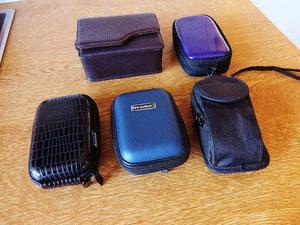 Compact Digital Camera Cases (5 off)