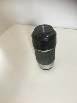 Cosina Camera lens