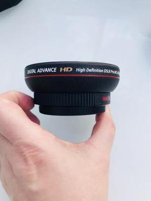 DSLR Pro MC AF Digital Wide Converter w/Macro 0.48x 58mm
