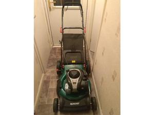For Sale, Qualcast 140cc Self Propelled Lawnmower, 46cm Cut.