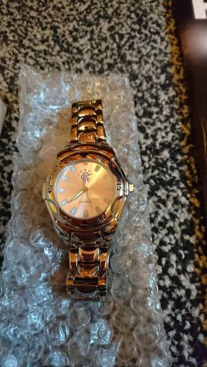 Glasgow Rangers watch and other items