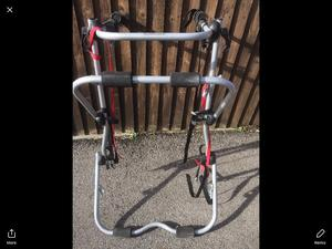 Halfords universal bike rack