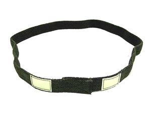 MDG Reflective Cat Eyes 15mm Helmet Band Airsoft Military OD