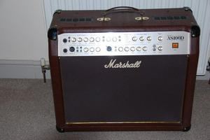 Marshall AS100D Soloist Acoustic Amplifier