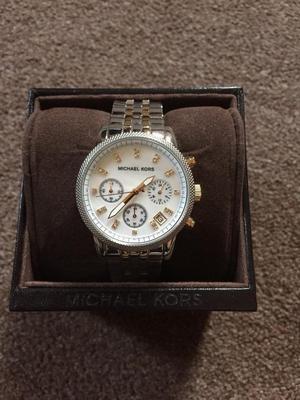 Michael Kors ladies genuine watch