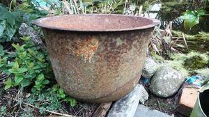 Original Vintage Cast Iron 'Copper'