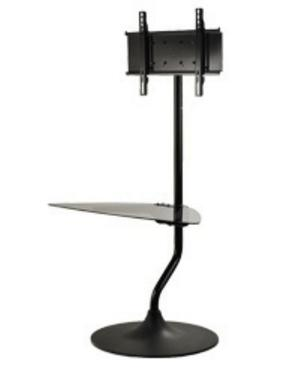 Peerless FPZ-646 - Flat Panel Floor Stand For up to 46 FPD