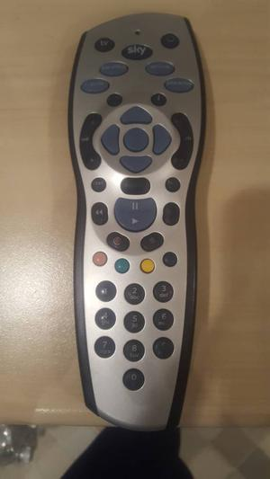 Remote control for Sky Tv