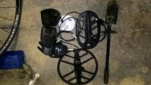 T2 SE DST Metal Detector with 3 coils, Chefphones CP'2s