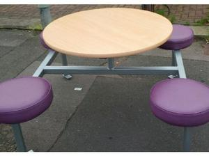 Tables, armchairs, chairs, office furniture, accessories,