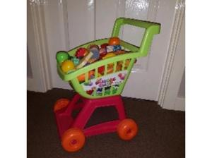 Toy Shopping Trolley in Port Talbot