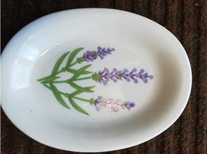 Yardley Ceramic Soap Dish in Havant