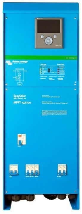 75% off !!HUGE SALE!! LESS THAN HALF PRICE * Victron Energy EasySolar 48V DC to VA 230V AC 70A *