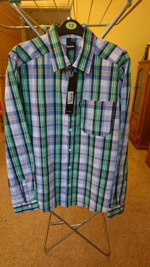 Brand new with tag, Bench long sleeved shirt