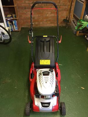 Cobra push rear roller mower