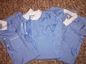 Girls school dresses age 9-10