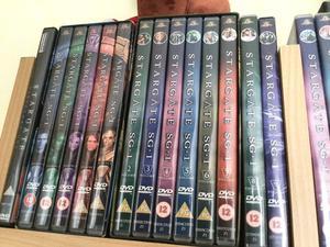 StarGate SG1 - Seasons 1-7