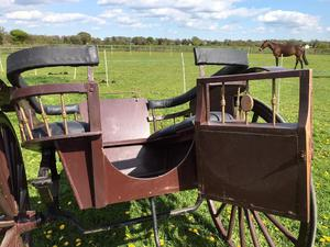 Horse or Pony Governess Cart in good condition
