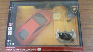 Lamborghini Aventador 1:14 Remote Control Car