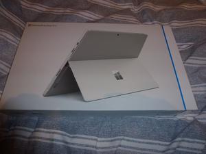 Microsoft Surface Pro 4 Intel Core iGB SSD 4GB RAM.