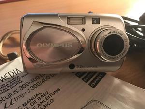 Olympus Camedia MJU 300 Digital Camera
