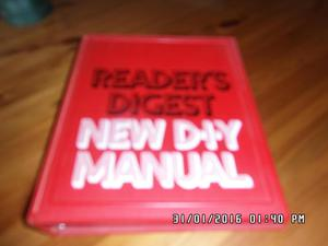 Readers Digest DIY Manual
