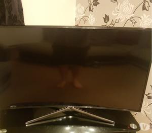 Samsung 4k curved smart tv