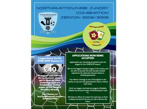 Accepting new teams for the  season! in Northampton