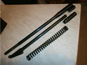 Air Arms.22 Barrel and under lever with cocking aid and
