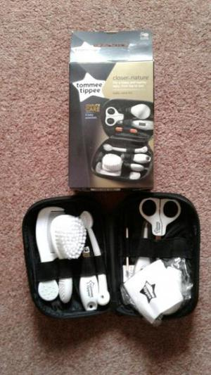 Baby care kit from Tommee tippee