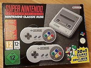 Brand New SNES Mini - Super Nintendo mini - With 2 controllers