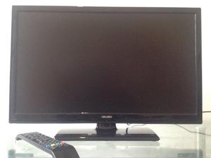 Bush 24 Inch Full HD p LED TV with Built in Freeview USB Playback, mint condition