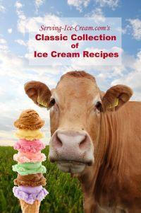 Classic Collection of Ice Cream Recipes