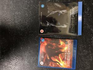 Game of Thrones season 7 Blu Ray includes Bonus Blu Ray