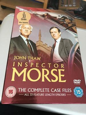 Inspector Morse Box Set