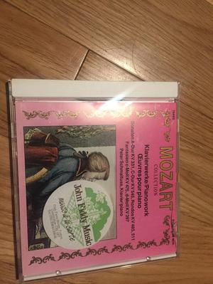 Mozart Collection, piano work