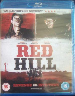 Red Hill (Blu-ray) New in wrapper