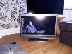 SONY 32 inch FREE VIEW HDMI TV GREAT FOR GAMING FIRESTICK VIRGIN ETC