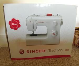 Singer sewing machine 'Tradition '