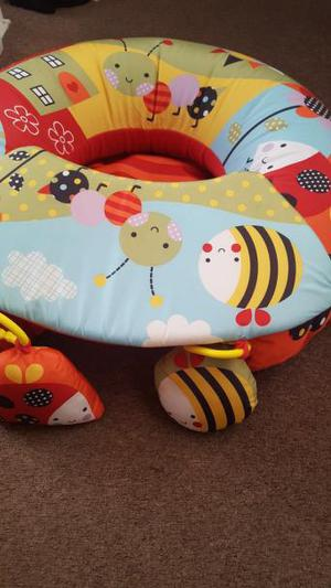 Red Kite Sit Me Up Inflatable Ring Posot Class