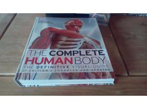 The complete human body by Prof Alice Roberts, 2nd edition