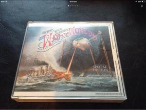 War Of The Worlds CD
