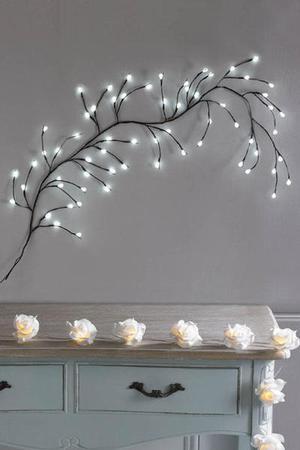 White LED Wall Branch Light